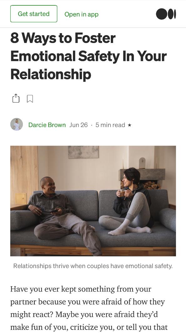 8-Ways-Foster-Emotional-Safety-in-Your-Relationship_Darcie-Brown-LMFT-on-Medium